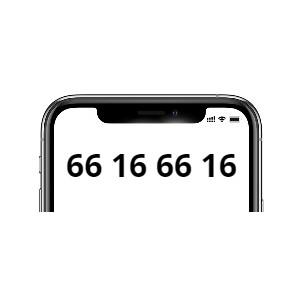 66 16 66 16 (Fastnet)