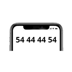 54 44 44 54 (Fastnet)