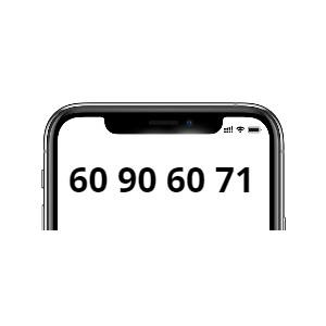 60 90 60 71 (Mobil)