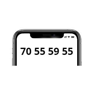 70 55 59 55 (Fastnet)