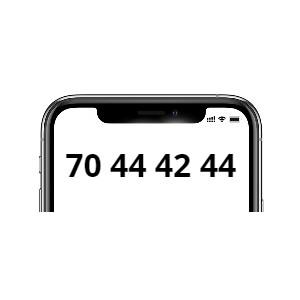 70 44 42 44 (Fastnet)