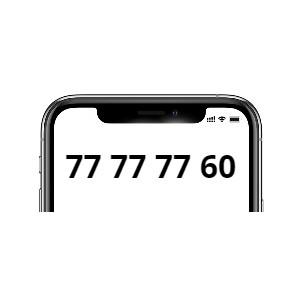77 77 77 60 (Fastnet)