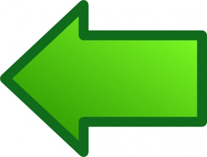 Grøn venstrepil
